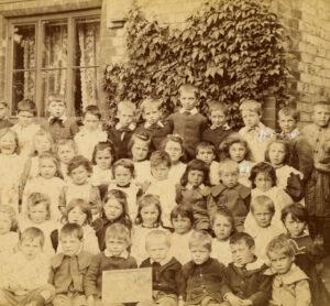 Dunsden school in 19th century